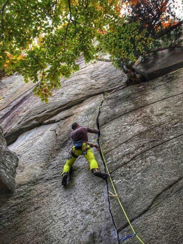 corsi di arrampicata cai bergamo